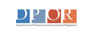 The Department of Professional and Occupational Regulation